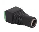 CCTV 12VDC Power Plug Female